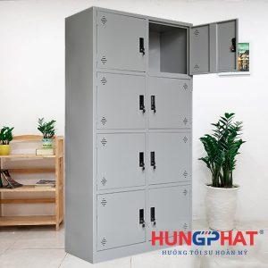 Tủ sắt văn phòng 8 ngăn