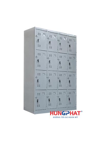 Tủ sắt locker 16 ngăn