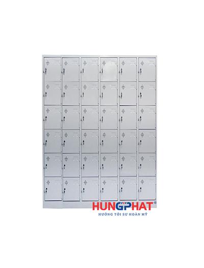 Tủ sắt locker 36 ngăn