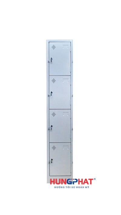 Tủ sắt locker 4 ngăn để đồ cá nhân