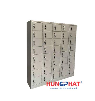 Tủ sắt locker 40 ngăn