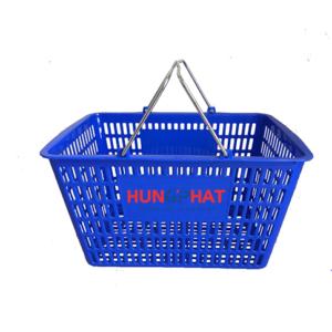 Làn xách tay siêu thị quai Inox