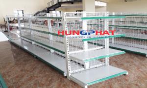 Lắp đặt kệ siêu thị tại trạm dừng nghỉ Hải phòng, Quảng Ninh