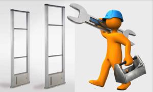Dịch vụ sửa chữa cổng từ an ninh
