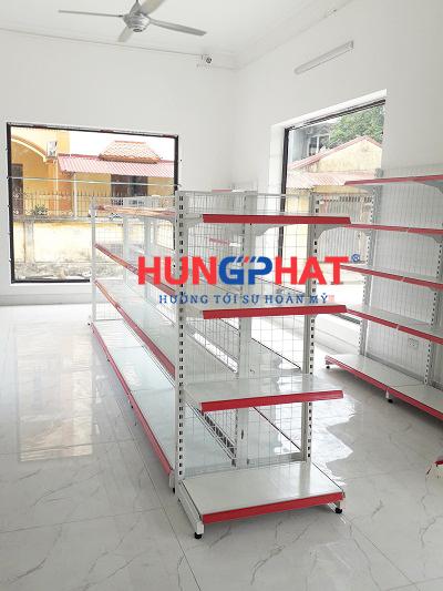 Lắp đặt giá kệ siêu thị tại Đông Trù, Đông Anh, Hà Nội 1
