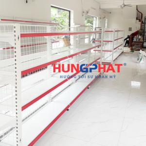 Lắp đặt giá kệ siêu thị tại Đông Trù, Đông Anh, Hà Nội