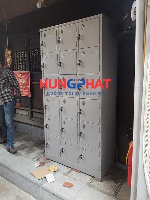 Đơn vị cung cấp tủ sắt locker uy tín cho khu công nghiệp 2