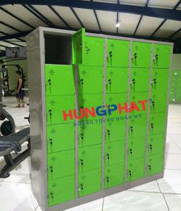 Đơn vị cung cấp tủ sắt locker uy tín cho khu công nghiệp