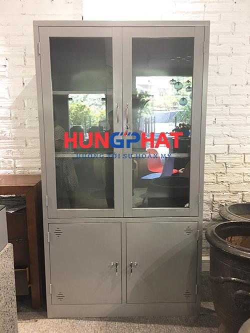 Đơn vị cung cấp tủ sắt locker uy tín cho khu công nghiệp 4