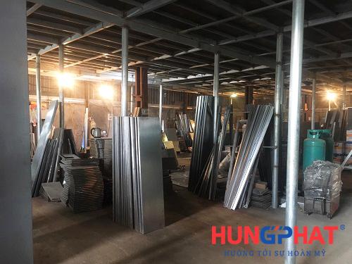Đơn vị sản xuất và  phân phối tủ sắt locker chất lượng tại Hà Nội 2