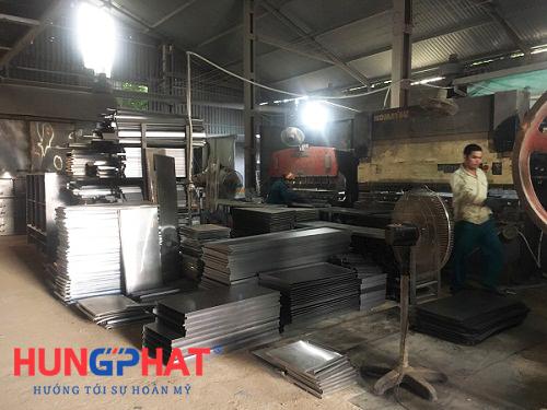 Đơn vị sản xuất và  phân phối tủ sắt locker chất lượng tại Hà Nội 3