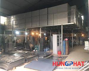 Đơn vị sản xuất và phân phối tủ sắt locker chất lượng tại Hà Nội