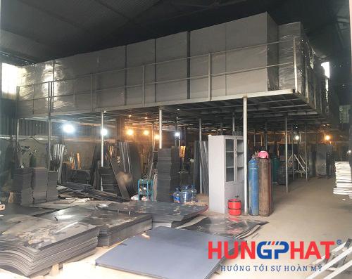 Đơn vị sản xuất và  phân phối tủ sắt locker chất lượng tại Hà Nội 1