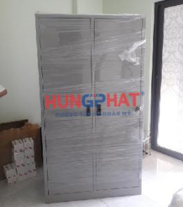 Bàn giao 22 tủ quần áo tại chung cư mini Anh Tú, Triều Khúc Hà Nội
