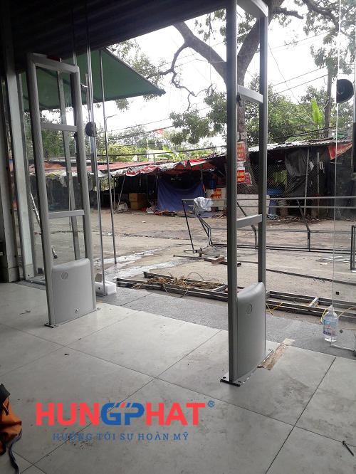 Lắp cổng từ an ninh s2028 tại KCN Quế Võ 1, Bắc Ninh 3