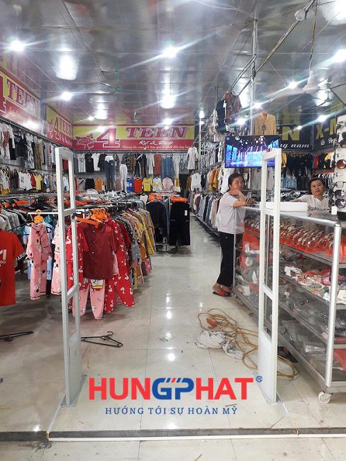 Lắp 2 bộ cổng từ S2028 tại KCN Đình Trám, Bắc Giang 1