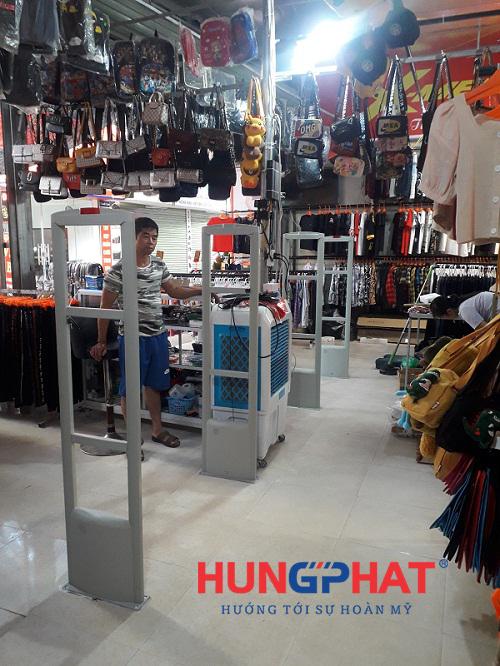 Lắp đặt 2 bộ cổng từ an ninh s2028 được tại Mỹ Điền, Việt Yên, Bắc Giang 1