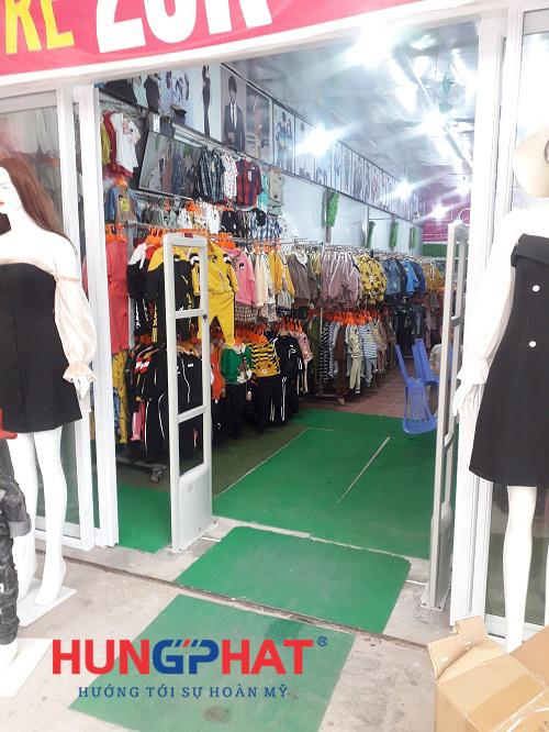 Lắp đặt 1 bộ cổng từ S2028 tại SamSung, Bắc Ninh 2