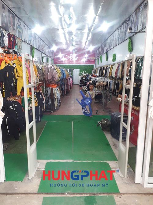 Lắp đặt 1 bộ cổng từ S2028 tại SamSung, Bắc Ninh 3