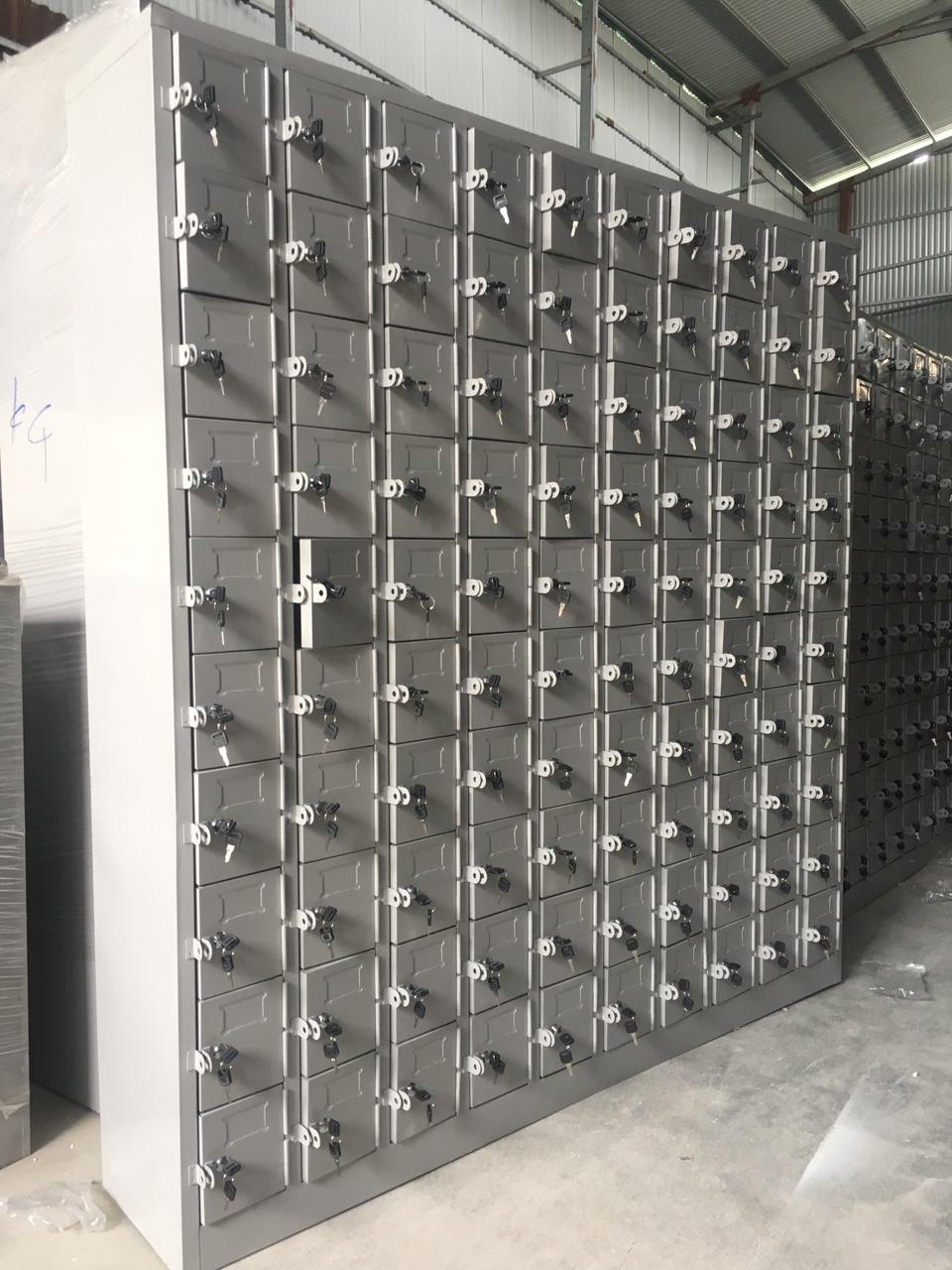 20 tủ để điện thoại 100 ngăn cho khu công nghiệp Vsip, Bắc Ninh