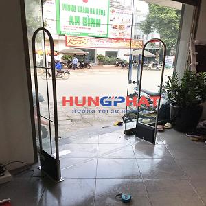 Lắp đặt cổng từ an ninh EG 8256 tại 280 Cao Lỗ, Đông Anh, Hà Nội