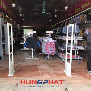 Lắp đặt cổng từ an ninh tại KCN Quế Võ 1 Bắc Ninh