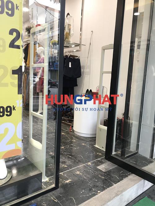 Lắp đặt cổng từ an ninh tại shop thời trang Odessa TP.Cao Bằng 2