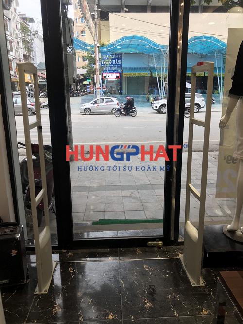 Lắp đặt cổng từ an ninh tại shop thời trang Odessa TP.Cao Bằng 4