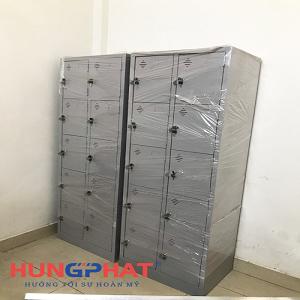 Nhận đơn hàng phân phối tủ locker 10 ngăn tại 219 Trần Quốc Hoàn