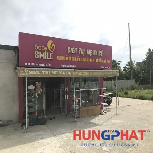 Lắp đặt 1 bộ cổng từ an ninh EAS5008 tại Nghi Xuân , Hà Tĩnh1
