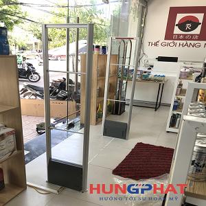 Lắp đặt cổng từ an ninh EAS5008 tại 144 Nguyễn Văn Cừ TP Vinh