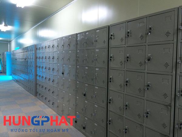 Phân phối tủ sắt locker tại KCN Yên Thành, Nghệ An 2