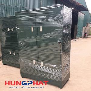 Tủ sắt văn phòng K4 sản xuất theo đơn đặt hàng tại Thanh Hóa