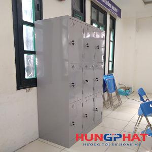 Phân phối tủ sắt locker 9 ngăn tại Cẩm Giàng- Hải Dương