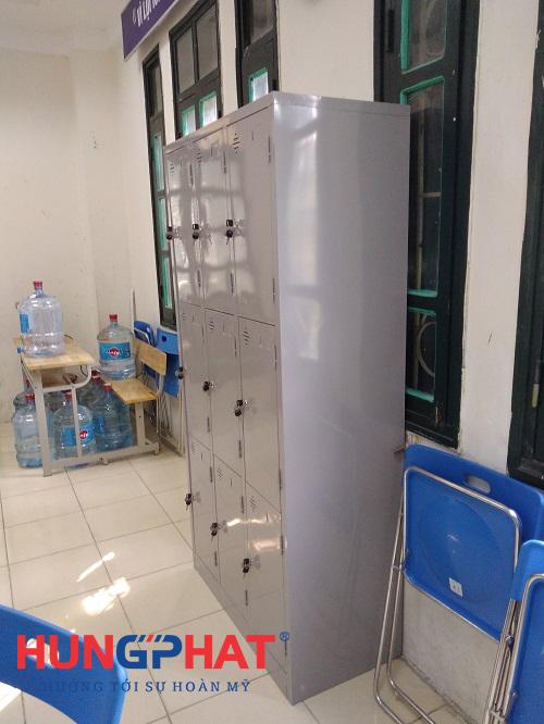 Phân phối tủ locker 9 ngăn tại Cẩm Giàng- Hải Dương1