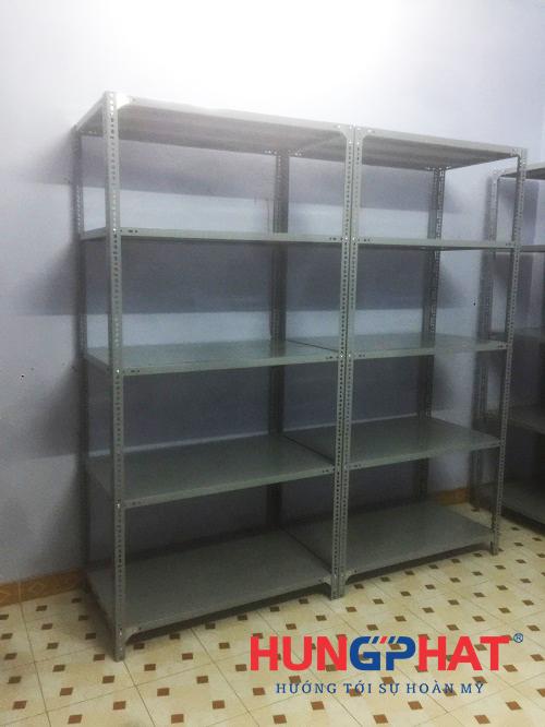 Lắp đặt 20 bộ kệ kho hàng kho D1000 x S500 x C2000 x 5 sàn tại Minh Khai, Hà Nội3