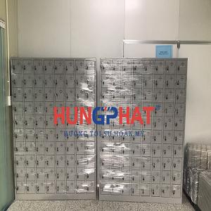 Phân phối tủ locker 80 ngăn tại KCN Quế Võ 1, Bắc Ninh