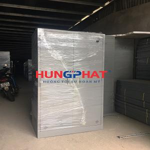 Phân phối tủ văn phòng K2 cánh sắt tại Thanh Xuân, Hà Nội