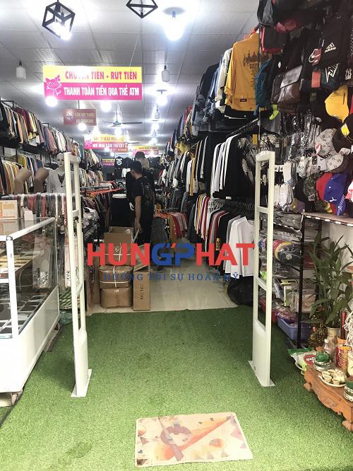 Lắp đặt 1 bộ cổng từ an ninh S2028 tại Quế Võ, Bắc Ninh2