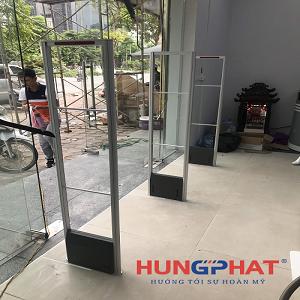 Lắp đặt cổng từ an ninh EAS5008 3 cánh tại 59 Nguyễn Hoàng
