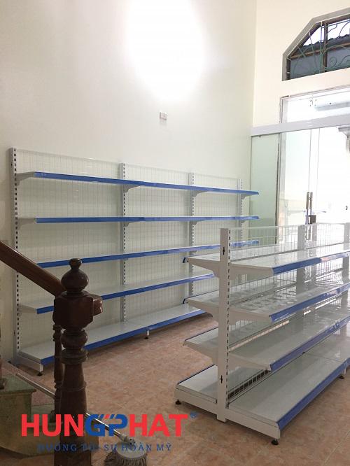 Hoàn thành lắp đặt giá kệ siêu thị tại Gia Lộc, Hải Dương1