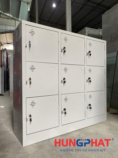 Phân phối tủ locker 9 ngăn theo yêu cầu tại Hào Nam, Hà Nội3