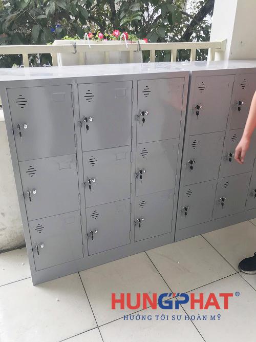Phân phối tủ mầm non 15 ngăn và 9 ngăn tại Trường THCS Hoàn Kiếm4
