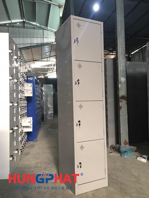 Sản xuất và cung cấp số lượng lớn tủ locker 4 ngăn tại Nam Định2