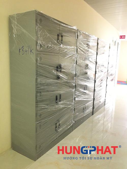 Hoàn thiện đơn hàng tủ văn phòng K8 tại bệnh viện E2