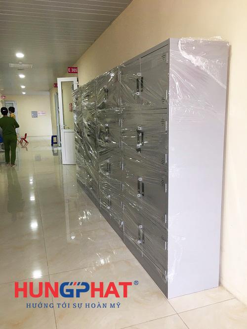 Hoàn thiện đơn hàng tủ văn phòng K8 tại bệnh viện E3