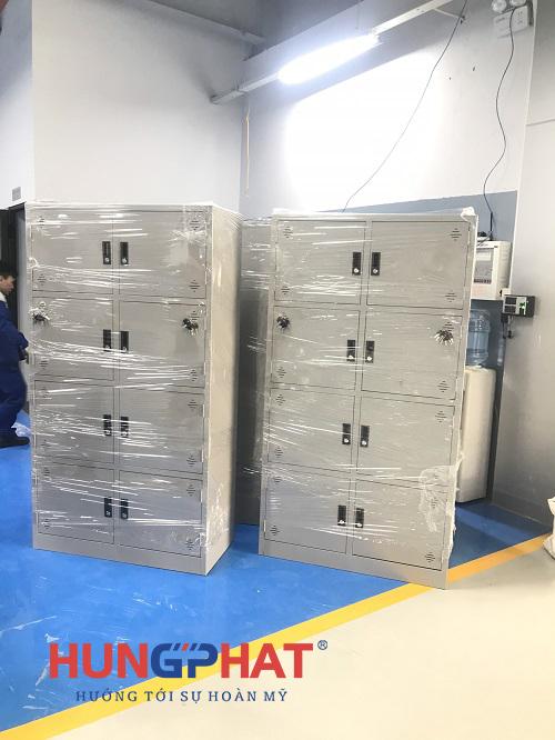 Cung cấp 4 tủ hồ sơ K8 cho Mỹ Đình Ford, đường Trịnh Văn Bô2