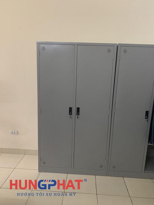 Tủ K2 quần áo phân phối tại Học Viện Quốc Phòng, Trần Bình2