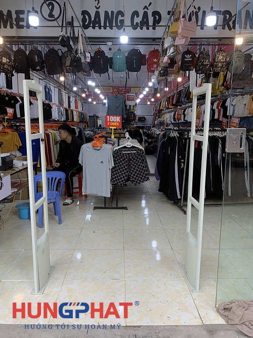 Phân phối và lắp đặt bộ cổng từ S2028 tại KCN Quang Châu2