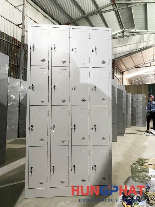 Phân phối tủ locker sắt 16 ngăn tại Thuận Thành, Bắc Ninh1